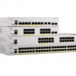 Cisco Catalyst 1000 Series Stacked