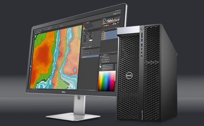 Dell Precision T7920 Workstation Main