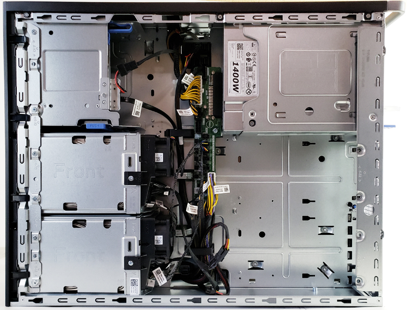 Dell Precision T7920 Workstation Right Side