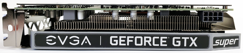 EVGA GTX 1660 SUPER SC ULTRA Side