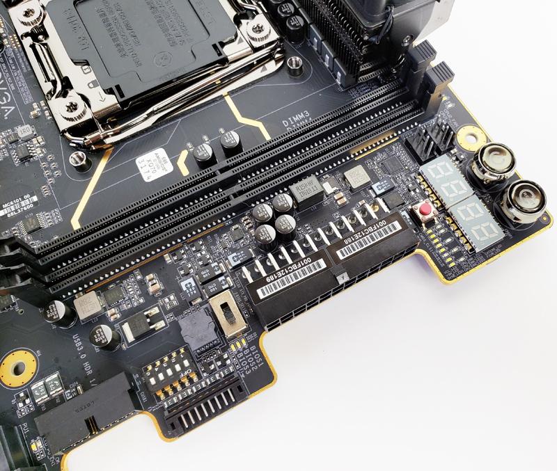 EVGA X299 Dark 24 Pin Power Connector