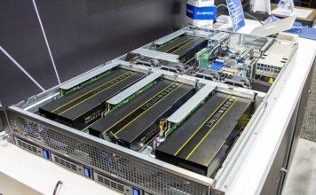 Gigabyte G242 Z10 2U GPU Compute EPYC Server At SC19