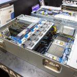 Gigabyte G482 Z51 4U GPU Compute EPYC Server