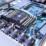 HPE ProLiant DL325 Gen10 Plus At SC19 CPU Area