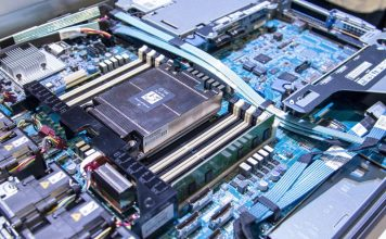 HPE ProLiant DL325 Gen10 Plus At SC19 CPU Cover
