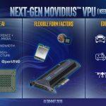 Intel AI Summit 2019 Keem Bay VPU Portfolio