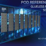 Intel AI Summit 2019 NNP T Pod 480 Chips In 10 Racks