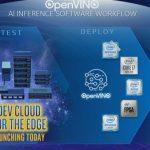 Intel AI Summit 2019 OpenVINO Max Dev Cloud For The Edge