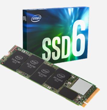 Intel SSD 665p Cover