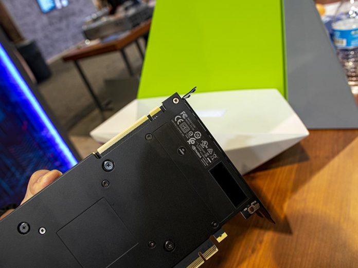 NVIDIA PG150 RTX 2080 Ti Passively Cooled GPU