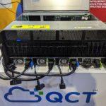 QCT QuantaGrid D52G 4U Front At SC19