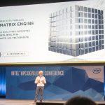 Raja K SC19 Intel Xe GPU Matrix Engine