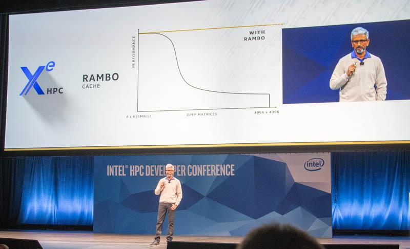 Raja K SC19 Intel Xe GPU Rambo Cache