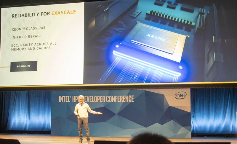 Raja K SC19 Intel Xe HPC GPU Reliability