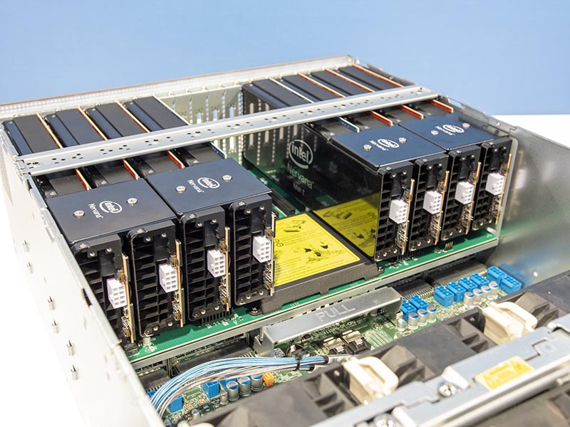 Supermicro Intel Nervana NNP T Training System