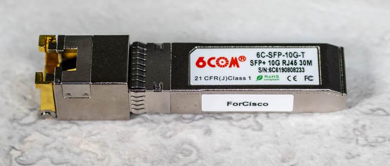 6COM 5GbE Unidentified Network