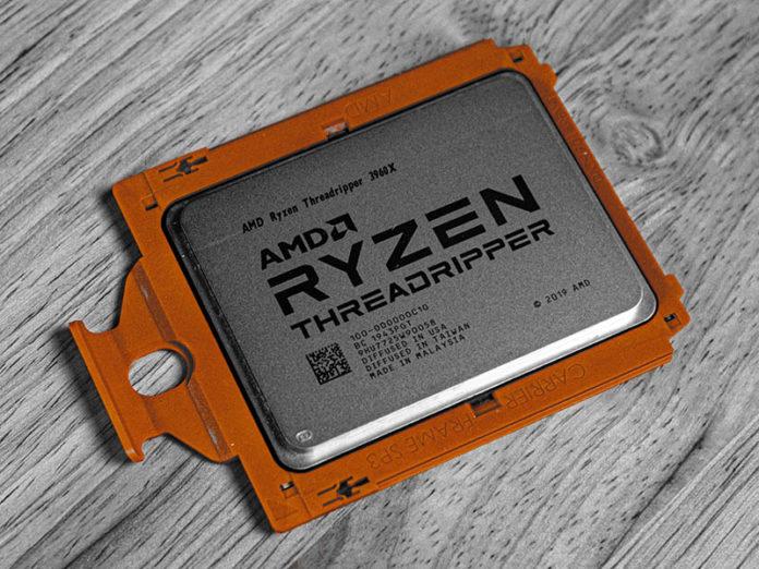 AMD Ryzen Threadripper 3960X Cover