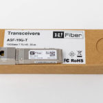 HiFiber ASF 10G T With Box