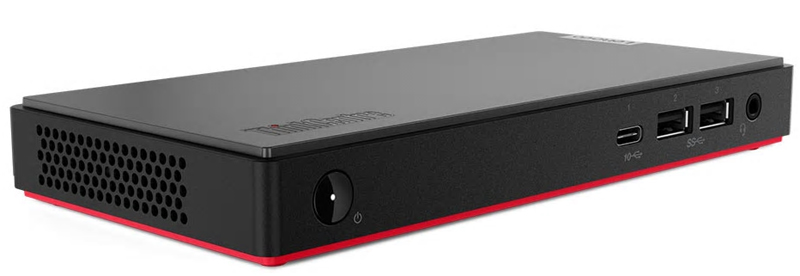 Lenovo ThinkCentre M90n Nano Front
