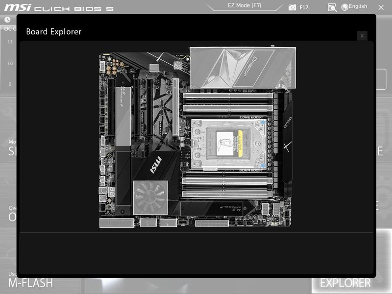 MSI Creator TRX40 BIOS 7