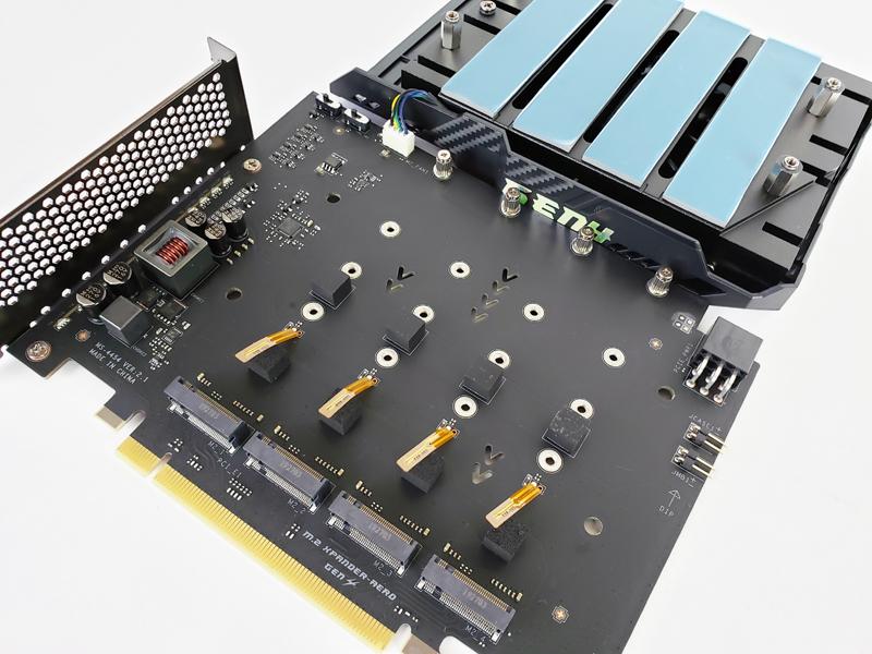 MSI Creator TRX40 M.2 Expander Aero Open