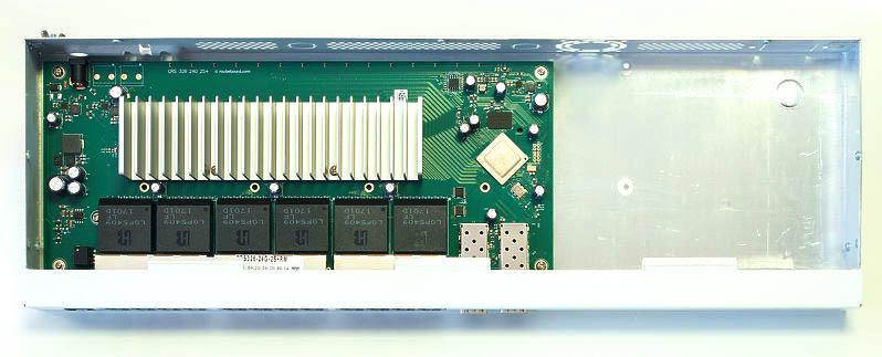 MikroTik CRS326 24G 2S+RM Performance