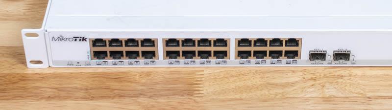 MikroTik CRS326 24G 2S+RM Ports