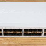 MikroTik CRS326 24S 2Q RM 24x SFP Plus Cages