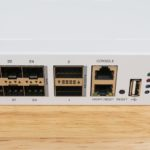 MikroTik CRS326 24S 2Q RM 2x QSFP Plus Cages And Management