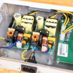 MikroTik CRS326 24S 2Q RM Power Supplies Internal