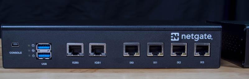 Netgate SG 5100 Front