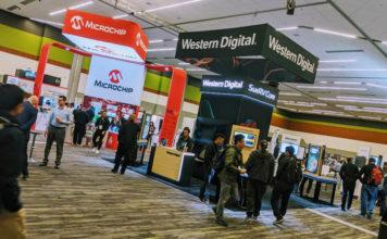 RISC V Summit 2019 Expo Hall