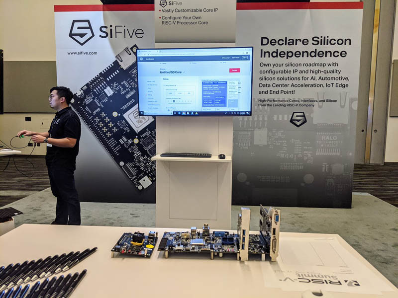 RISC V Summit 2019 SiFive