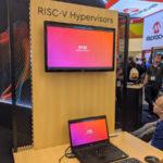 RISC V Summit 2019 WD Hypervisors