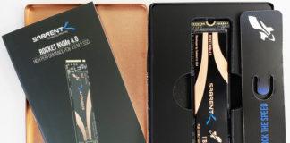 Sabrent Rocket 4 1TB Retail Box Contents