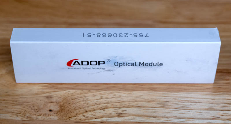 ADOP 10GMS 30M T Box Front