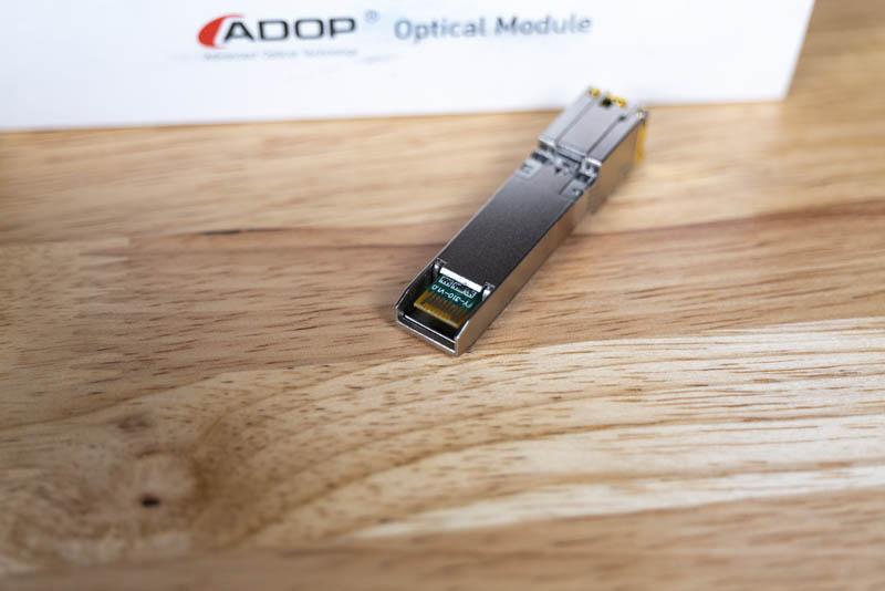 ADOP 10GMS 30M T SFP Plus Connector