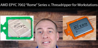 AMD EPYC 7002 Series Rome For The Workstation Versus 3rd Gen Threadripper Web Cover