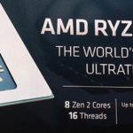AMD Ryzen 7 4000U Specs At CES 2020