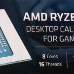 AMD Ryzen 7 4800H Specs At CES 2020