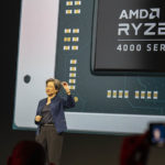 Dr Lisa Su With AMD Ryzen 4000 Mobile