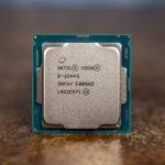 Intel Xeon E 2244G Cover