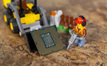 Intel Xeon E 2276G Cover
