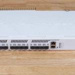 MikroTik CRS317 1G 16S+RM Front