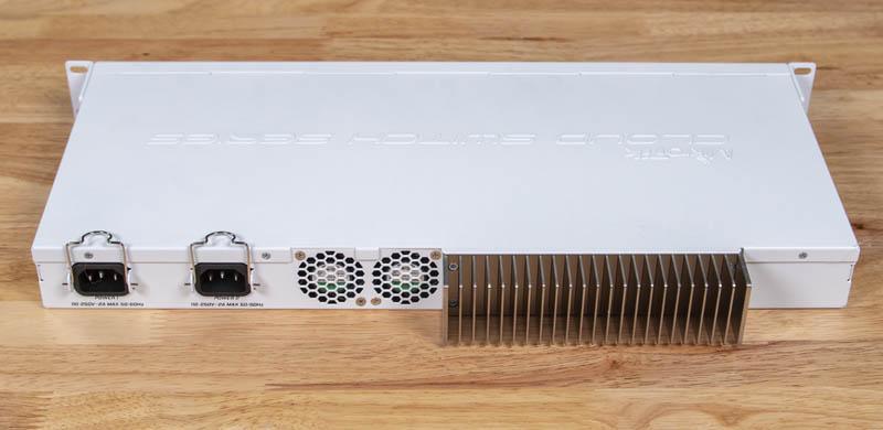 MikroTik CRS317 1G 16S RM Performance