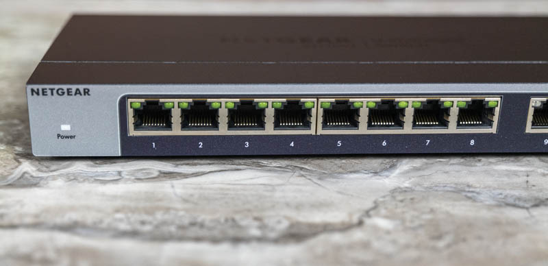 Netgear Gs110mx Review Unmanaged 10 Port 8x 1gbe 2x 10gbe Switch