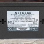 Netgear GS110MX Under With Rubber Feet