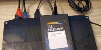 Phison Thunderbolt 3 SSD CES 2020