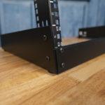 StarTech RK8OD 5 Piece And 8 Screw Construction