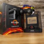 AMD Ryzen Threadripper 3990X Box